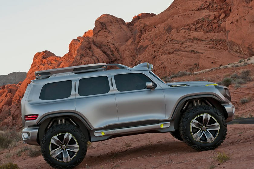 Are Box-Shaped SUVs The Next Big Industry Trend? | CarBuzz