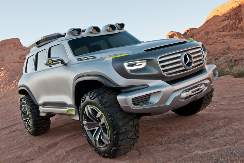 Mercedes Box Suv >> Are Box Shaped Suvs The Next Big Industry Trend Carbuzz