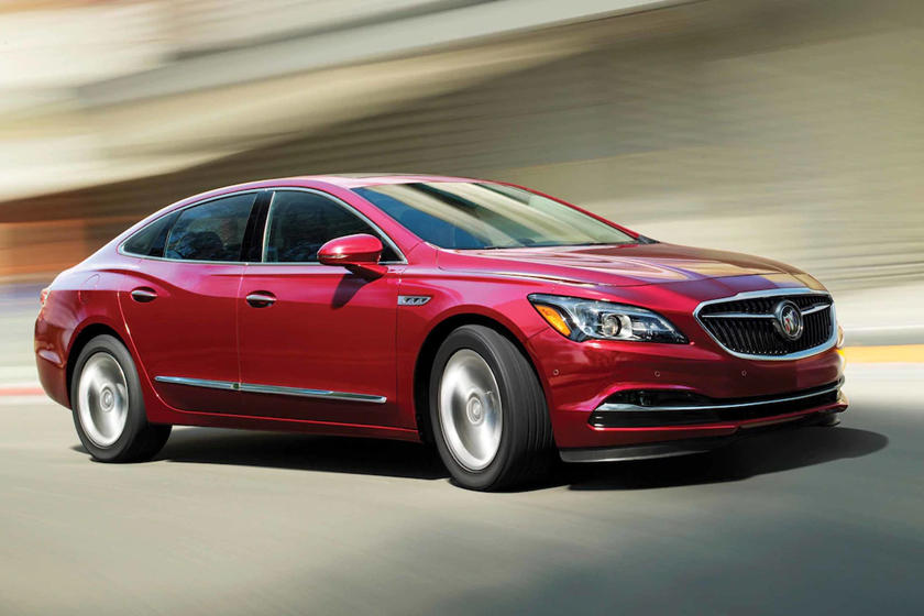 Leaked 2020 Buick Lacrosse Gets Subtle Refresh Carbuzz