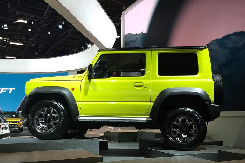 The Cheapest New Mercedes G-Class You Can Buy Is Really A Suzuki