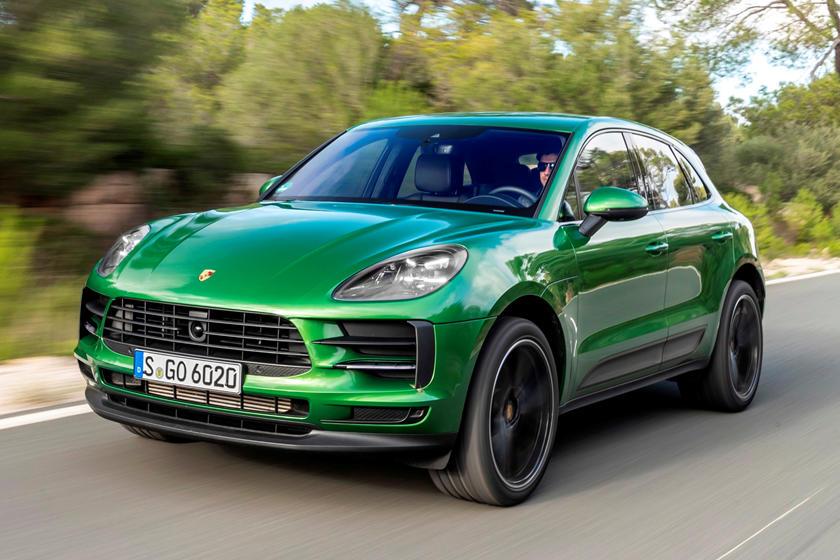 Porsche Announces 2019 Macan Pricing