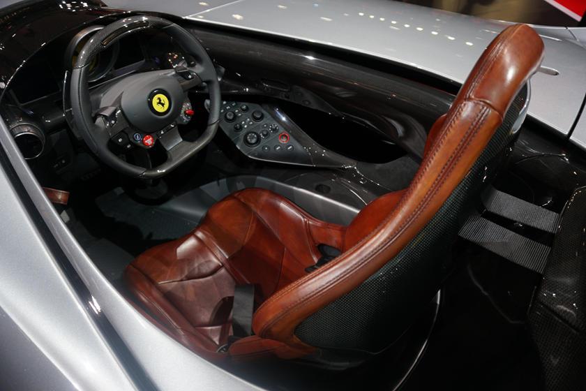 Is Ferrari Set To Reveal An 812 Superfast Convertible Carbuzz
