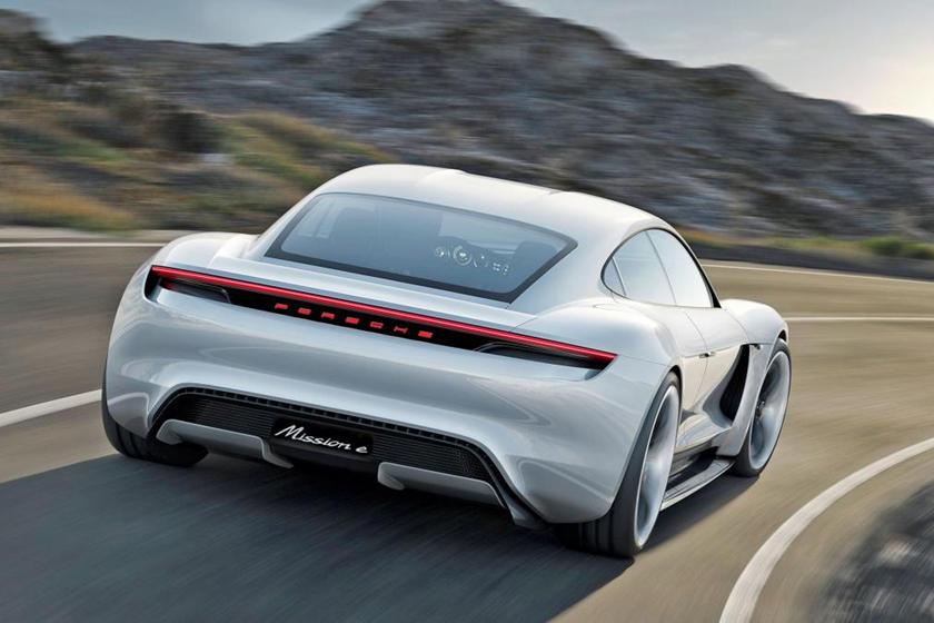 Porsche Taycan: More Details Revealed   CarBuzz