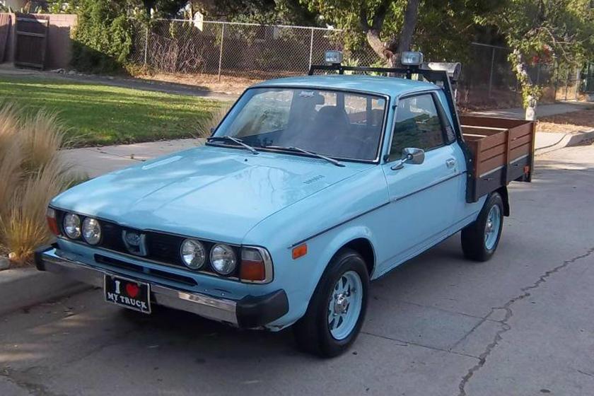 Subaru Brat For Sale Craigslist >> Weekly Craigslist Hidden Treasure 1978 Subaru Brat Carbuzz