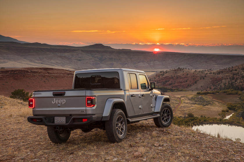 Meet The 2020 Jeep Gladiator: The Most Capable Midsize Truck