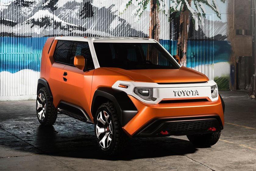 2018 Toyota FT-4X: Is It FJ Cruiser's Succesor Or Not >> Don T Expect A Retro Toyota Fj Cruiser Successor Anytime