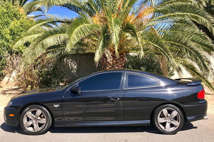 Weekly Craigslist Hidden Treasure: 2004 Pontiac GTO | CarBuzz