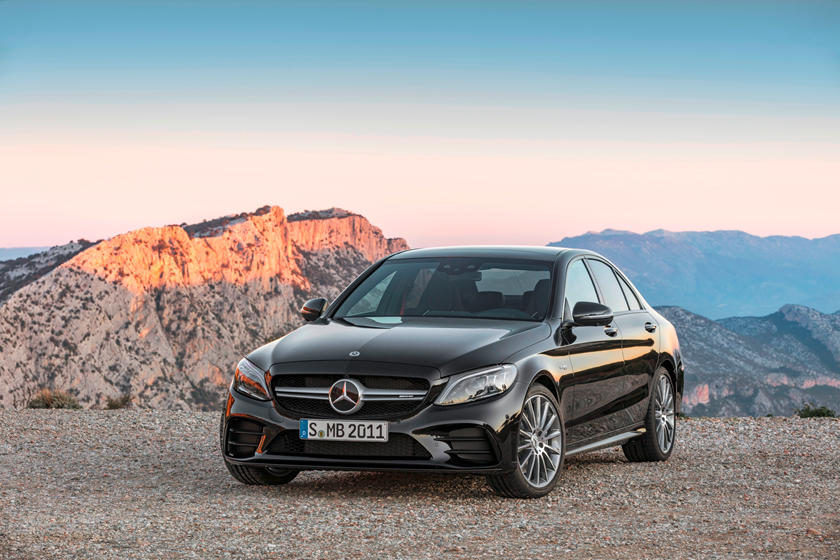 2020 Mercedes Amg C43 Sedan Review Trims Specs Price New Interior Features Exterior Design And Specifications Carbuzz