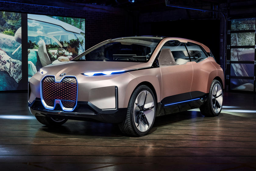 2021 BMW INext Is Fully Autonomous SUV >> Production Bmw Inext Will Look Like Polarizing Concept Carbuzz