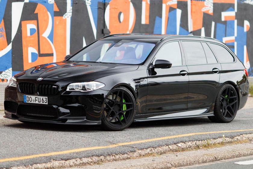 Meet The 900 Horsepower BMW M5 Wagon   CarBuzz