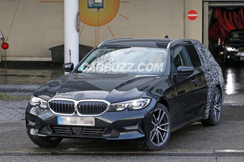 Official New Bmw 3 Series Sports Wagon Won T Come To America Carbuzz