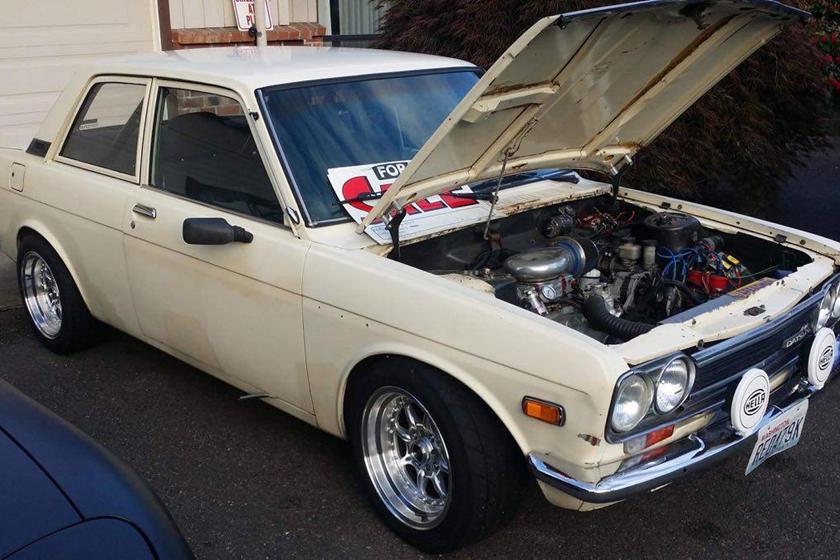 Weekly Craigslist Hidden Treasure: 1972 Datsun 510 | CarBuzz