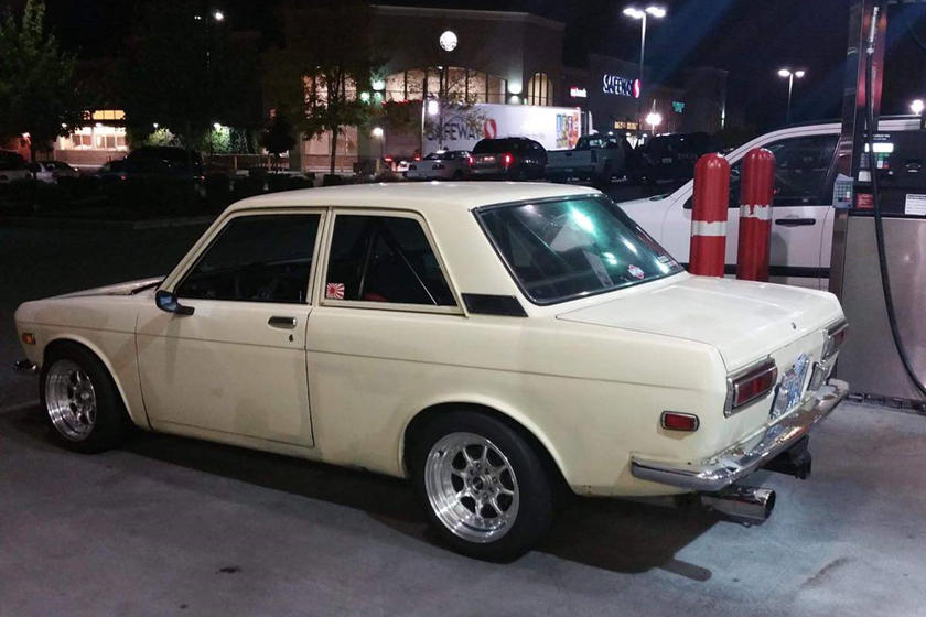 Weekly Craigslist Hidden Treasure: 1972 Datsun 510 | CarBuzz