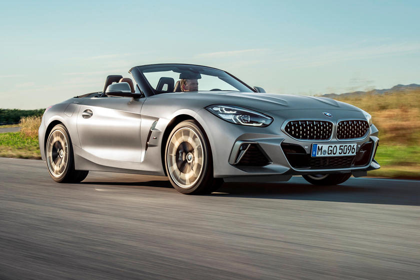 We Finally Know How Much The 2020 Bmw Z4 Will Cost In The Us
