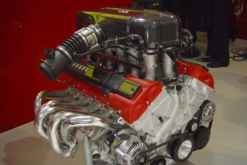 This Ferrari Enzo V12 Would Be The Ultimate Engine Swap