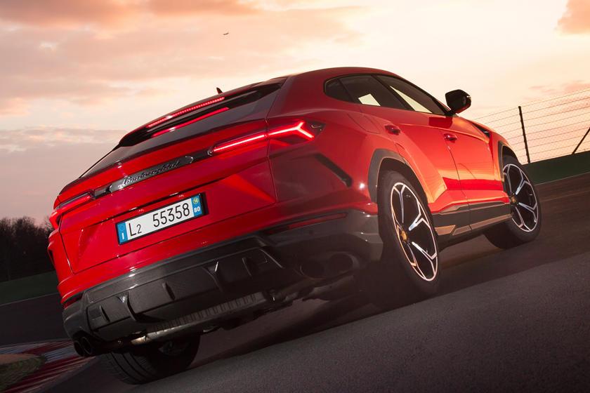 Megachurch Pastor Gifts Wife Lamborghini Urus For