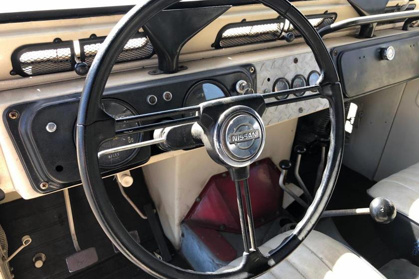 Weekly Craigslist Hidden Treasure: 1966 Nissan Patrol   CarBuzz