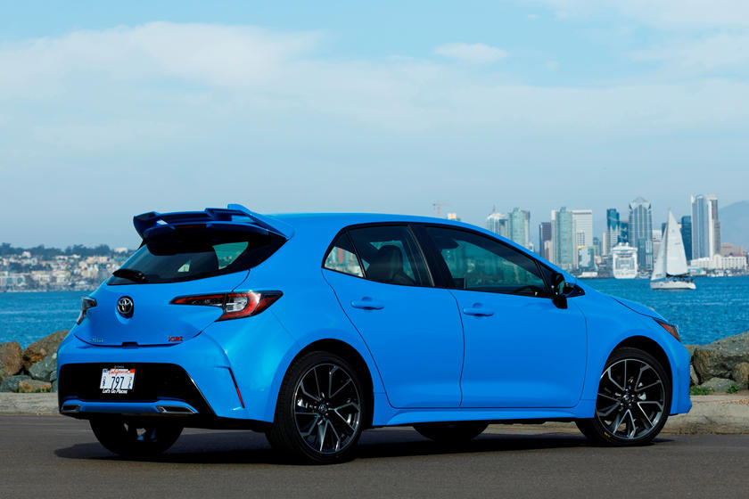 Toyota Corolla Hatch Recall Proves You Should've Bought The Manual