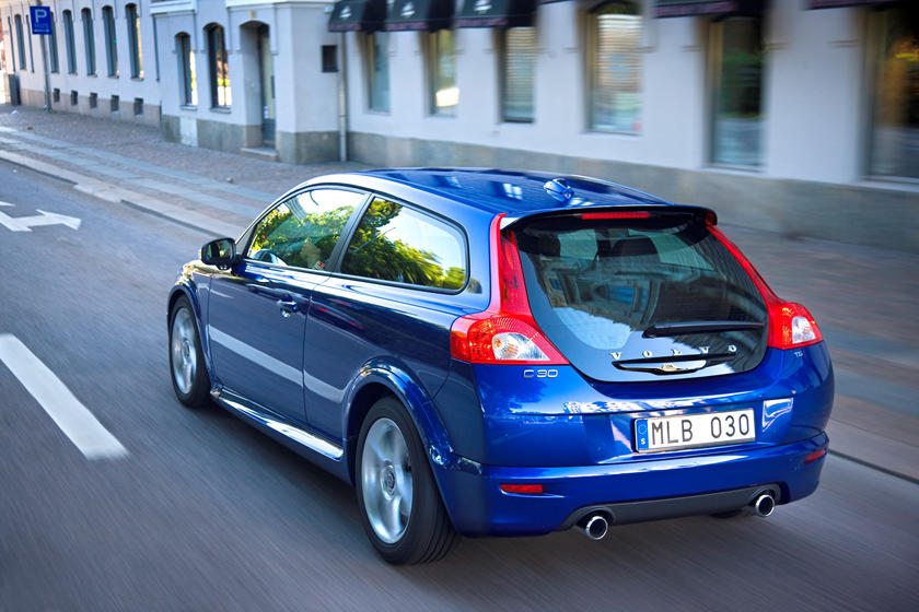 The Quirky Volvo C30 Hatchback Is Now A Used Bargain Carbuzz