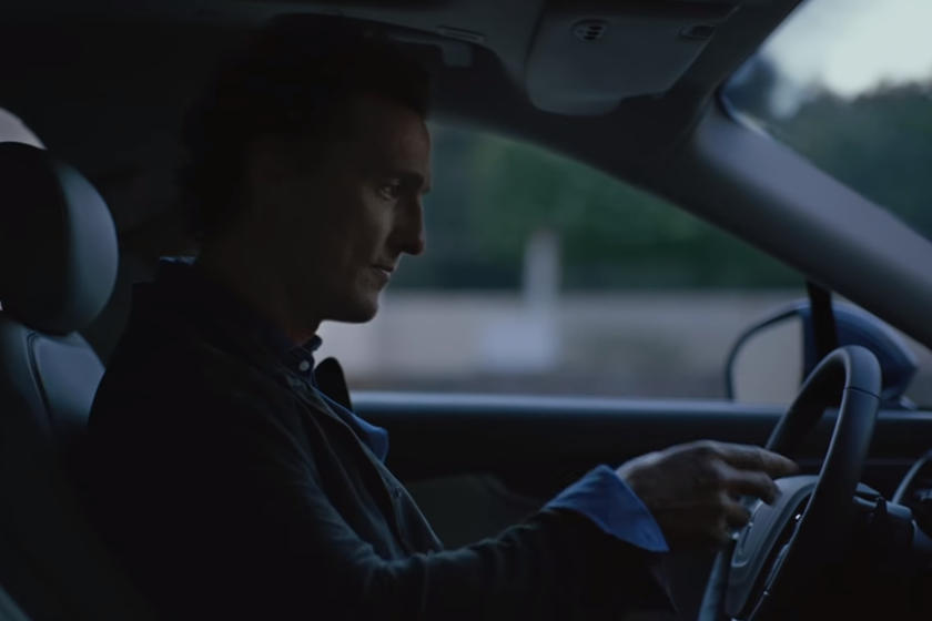 Lincoln Nautilus Commercial Arrives With Matthew McConaughey Playing