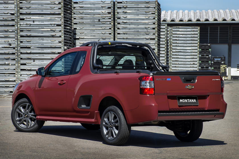 Chevrolet Wants Small Car Based Pickup Truck Carbuzz