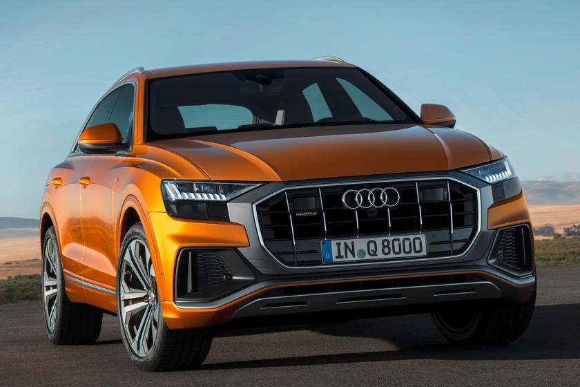 2020 Audi Q8: News, SQ8, RS Q8, Price >> Is This Proof The Audi Rs Q8 Is Coming Soon Carbuzz