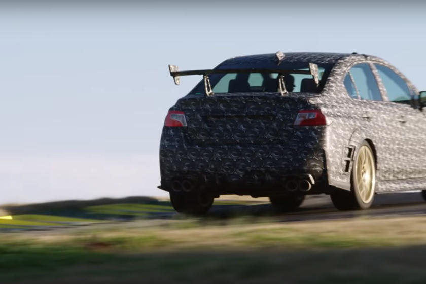 It's Official: Hardcore Subaru STI S209 Is Coming | CarBuzz