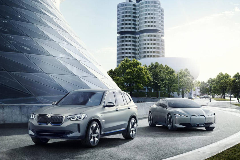 Electric BMWs Will Drive Differently To All Other EVs | CarBuzz