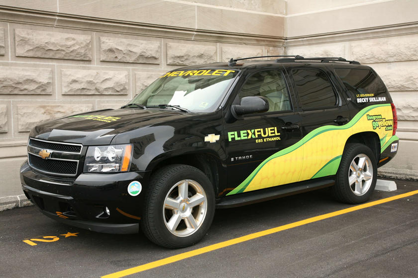 Flex Fuel Cars >> Should You Use Ethanol In Your Flex Fuel Vehicle Carbuzz