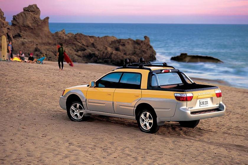 The Subaru Baja Is The Turbocharged Mini Truck In A League