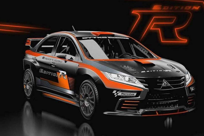 This Is The New Lancer Evo Mitsubishi Will Never Build Carbuzz
