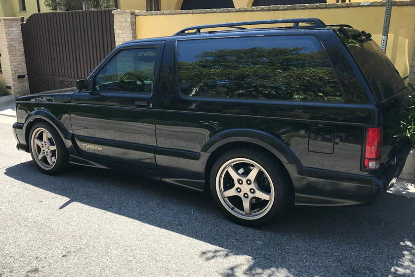 Weekly Craigslist Hidden Treasure: 1993 GMC Typhoon | CarBuzz