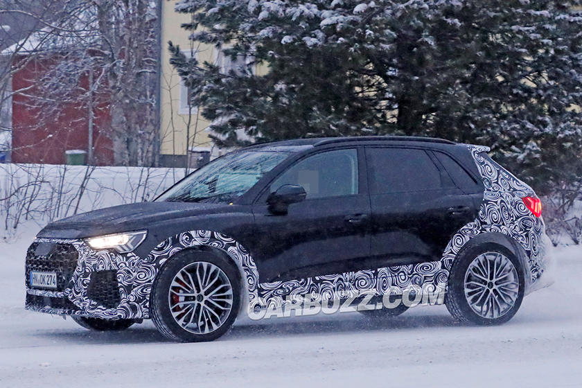2020 Audi Q3: News, RS Q3, Specs, Release >> Get Ready For The Hardcore 2020 Audi Rs Q3 Carbuzz