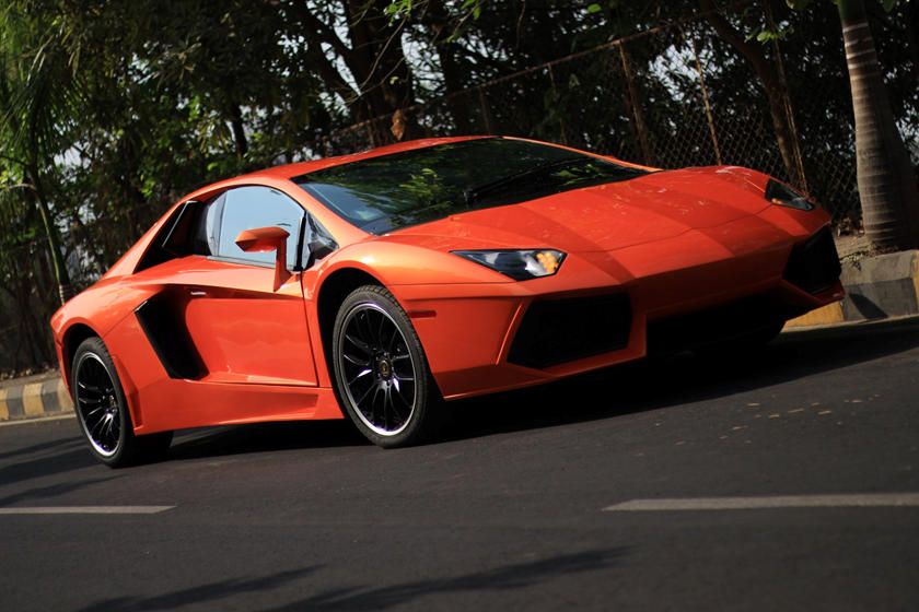 Lamborghini Aventador Replica Is All Kinds Of Wrong Carbuzz