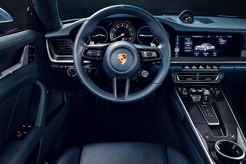 2020 Porsche 911 Interior Photos