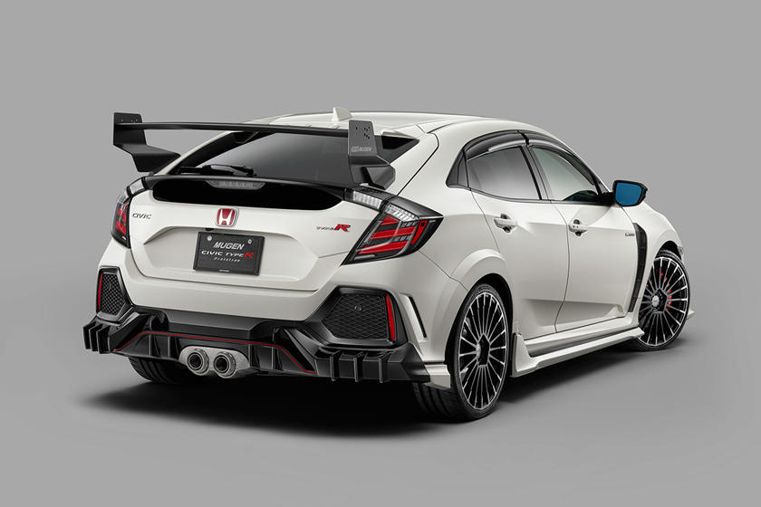 Mugen Goes Completely Wild On The Honda Civic Type R | CarBuzz