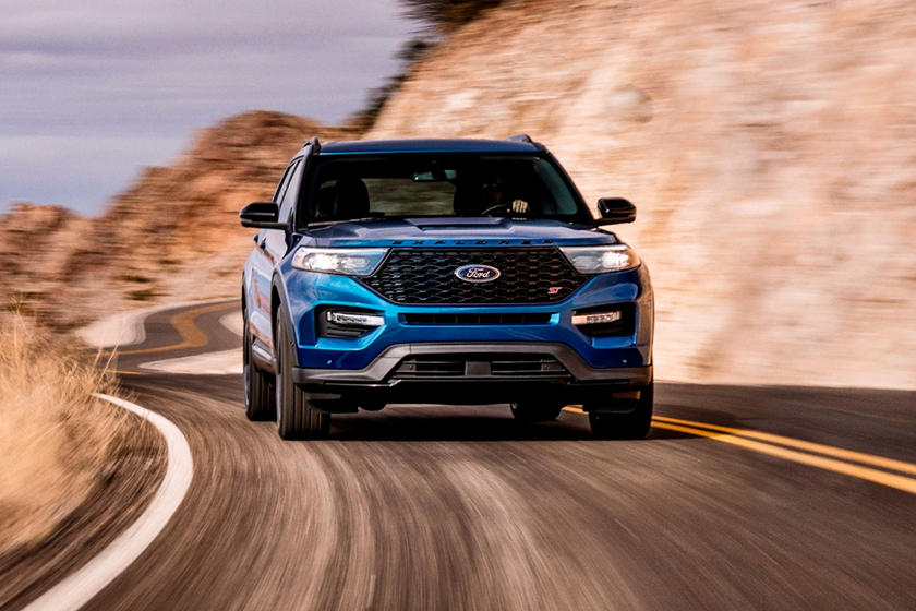 All New 2020 Ford Explorer St Is Ford S Most Powerful Suv