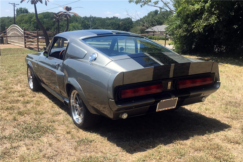 Original Gone In 60 Seconds 'Eleanor' Mustang Up For Sale
