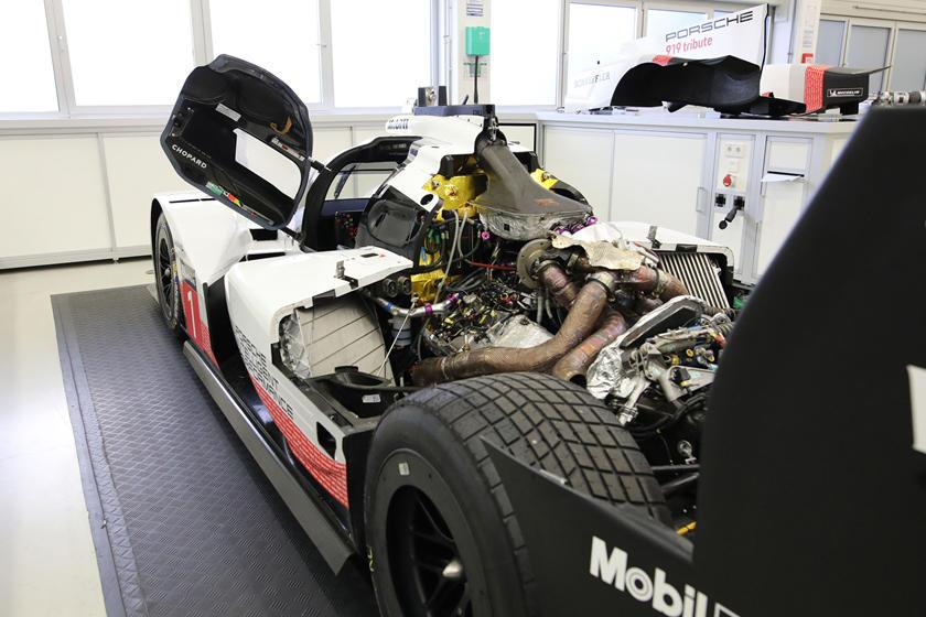 Porsche 919 Evo Engine