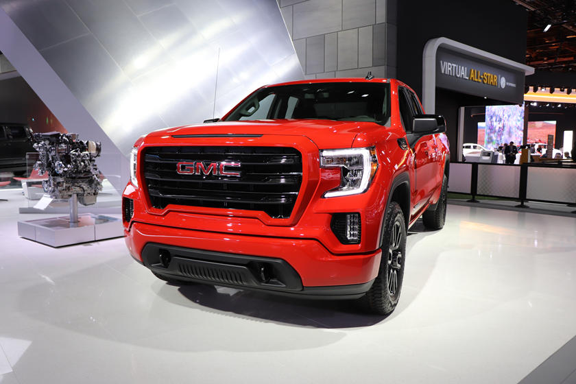 Here's Why Chevy And GMC Are Two Very Different Truck