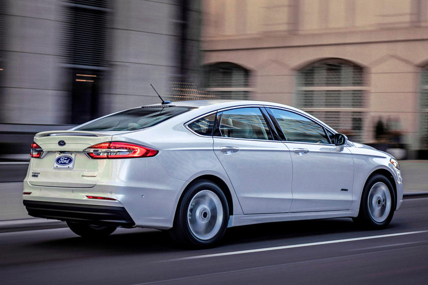 Ford Fusion Isn't Going Anywhere Just Yet | CarBuzz