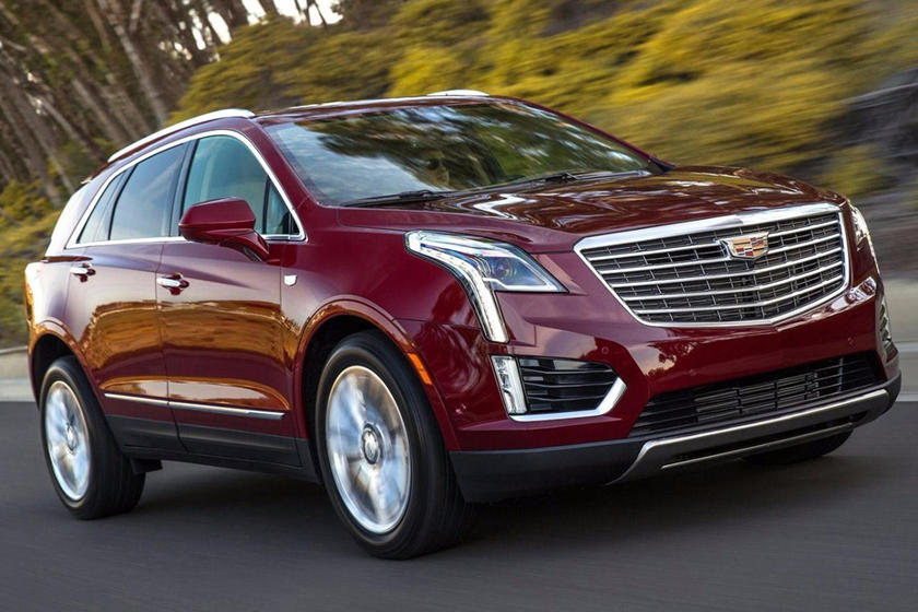 2020 Cadillac XT5 Facelift Breaks Cover Early   CarBuzz