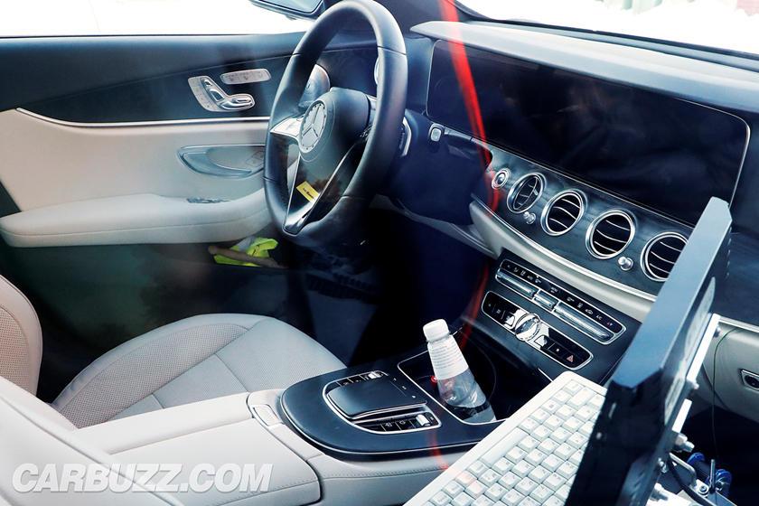 First Look Inside The 2020 Mercedes E Class Carbuzz