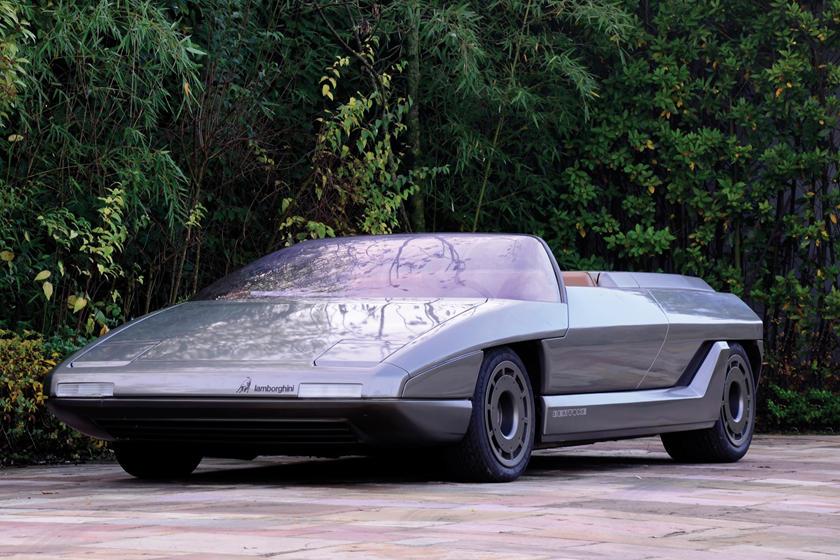 The Ugliest Lamborghini Concepts Ever Made Carbuzz