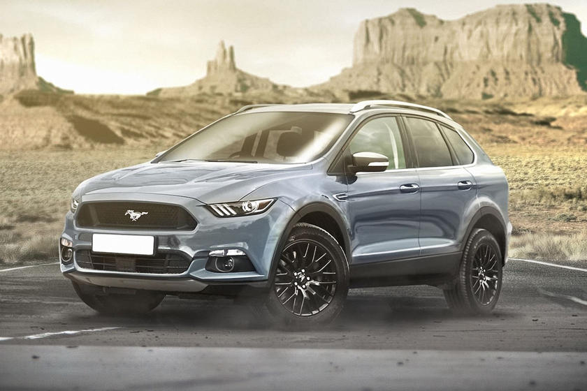 This Is When Ford S Mustang Style Electric Suv Will Debut Carbuzz