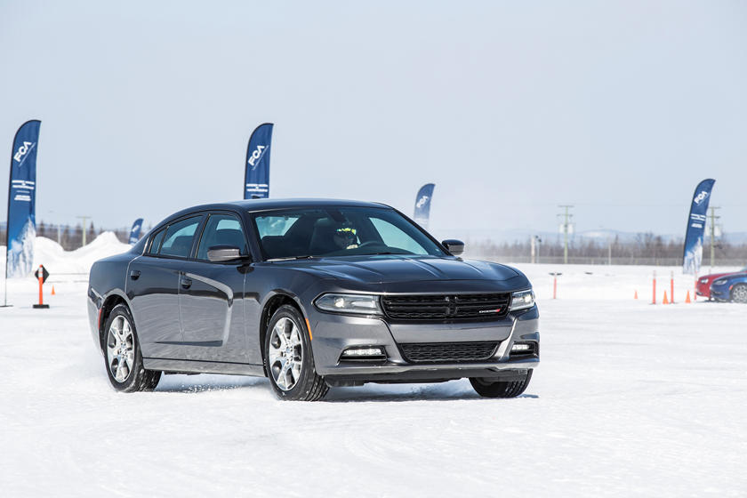 The Dodge Charger Remains The Fullsize Sedan Champ Carbuzz