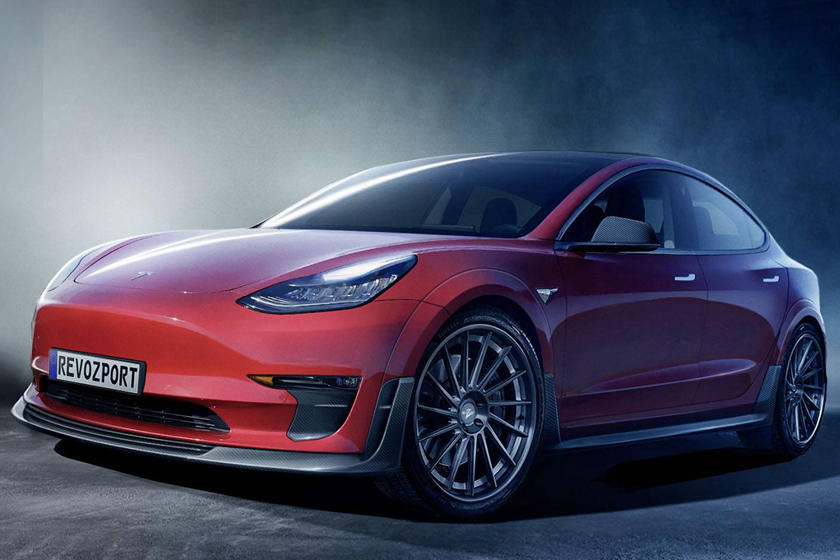Tesla Model 3 Gets A Whole New Look | CarBuzz