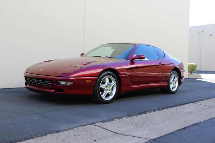 This May Well Be The Last Affordable V12 Ferrari You Can Buy