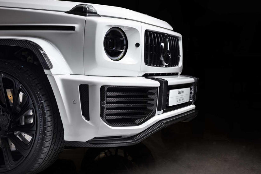 2019 Mercedes-AMG G63 Gets 700-HP Makeover | CarBuzz