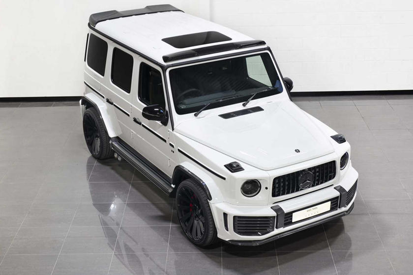 2019 Mercedes-AMG G63 Gets 700-HP Makeover   CarBuzz